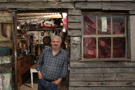 Shed of the year 2011 Winner Jon Earl & Songs from the Shed