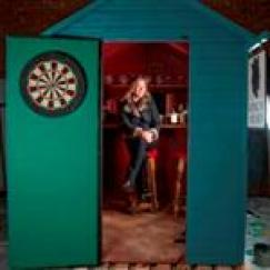 Beeny in a Shed