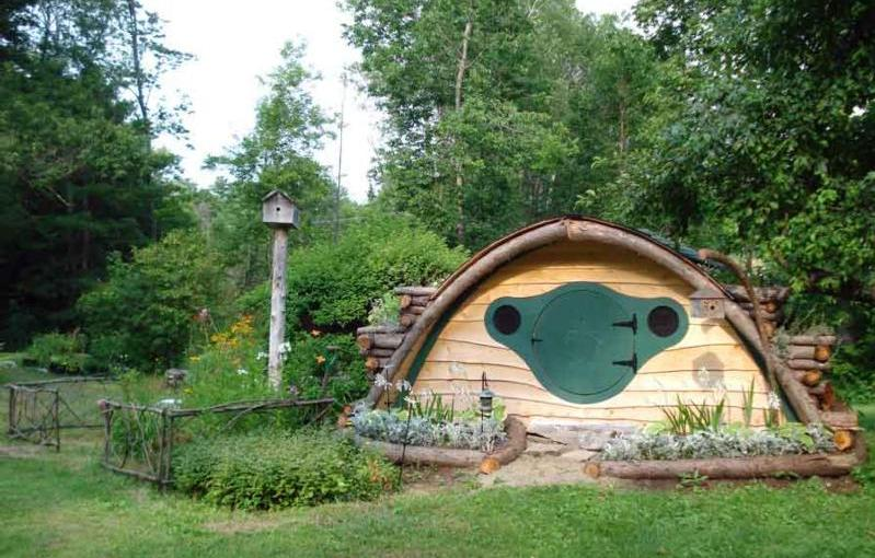 Hobbit Shed