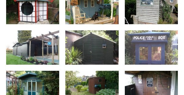 Public voting has started for Shed of the year 2013 - Get your votes in now