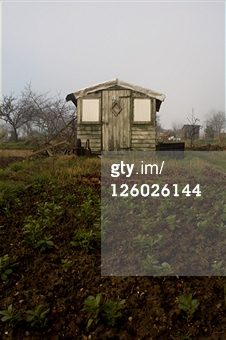 Some nice photos of Sheds from Getty