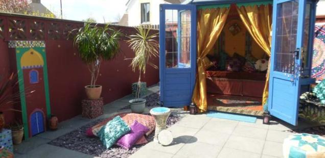 Inspiring & Exotic Moroccan-Inspired Sheds