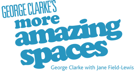 Win one of three copies of George Clarke's More Amazing Spaces Book