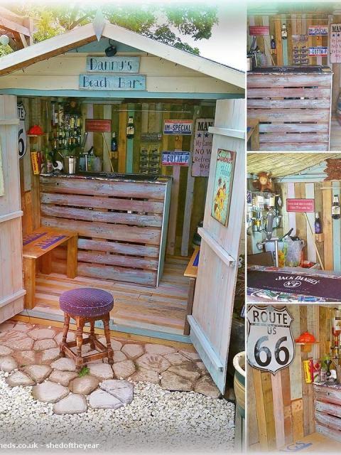 Danny's Beach Bar