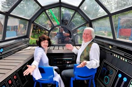 Star Wars, Workshop & Studio