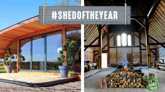 Shed of the year 2016: Historic & Unique shed winners announced