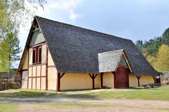 Wychurst Long House, Historic