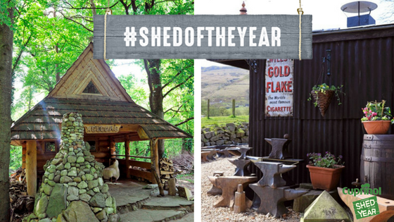 Shed of the year 2016: Workshop and Pub shed winners announced