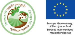 MAK logo ja Euroopa Liidu embleem