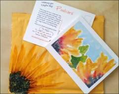 Signed and sealed. Artistic Whispers, Sheila Delgado, sheiladelgado.com