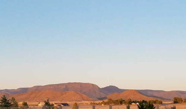 June Sunset, Mingus Mountain SMD