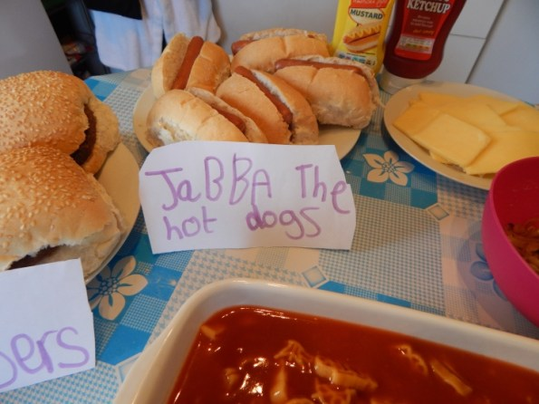 Jabba the hot dogs