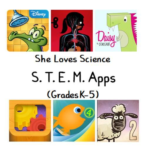6 Amazing STEM Apps for Girls