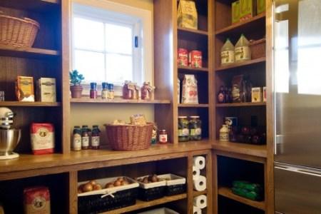 cool kitchen pantry design ideas 1