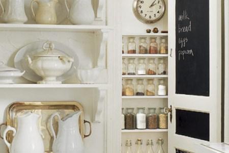 cool kitchen pantry design ideas 14