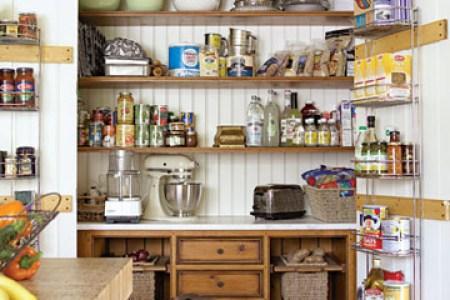 cool kitchen pantry design ideas 3