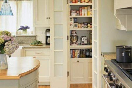 cool kitchen pantry design ideas 8