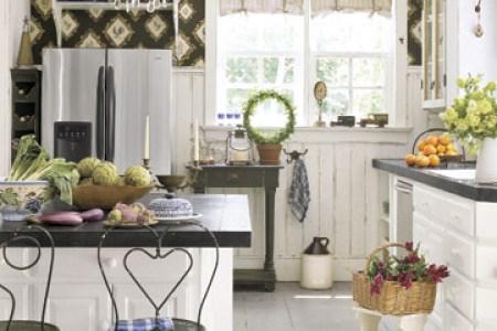 fabric wallpaper kitchen wallpaper ideas