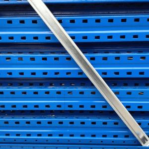 Used Esmena pallet racking