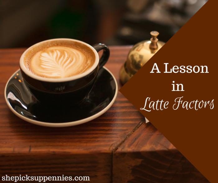 Latte Effect