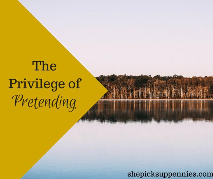Pretending