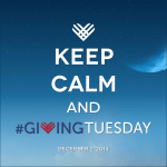 December 2: #GivingTuesday and the Power of Christmas Spirit