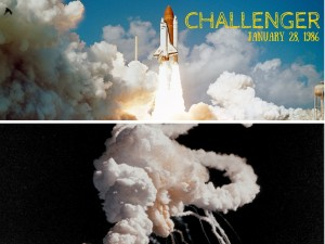 Challenger 30 Years Ago.
