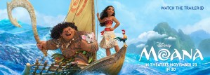 Can't Wait to See Moana
