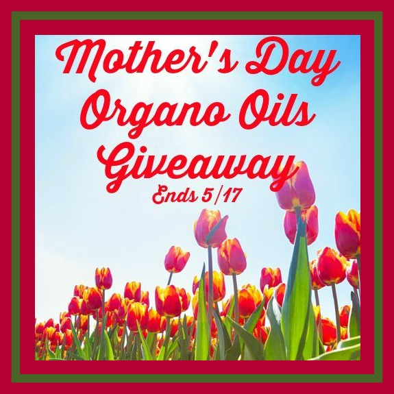 Organo Oils Giveaway