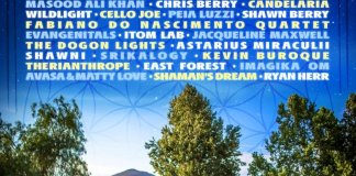 LiB Temple Music Lineup