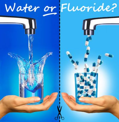 WaterFluoride