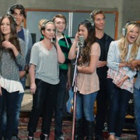 "Sneak Peek: Disney Channel Stars Belt Out Frozen's ""Do You Want To Build A Snowman?"""