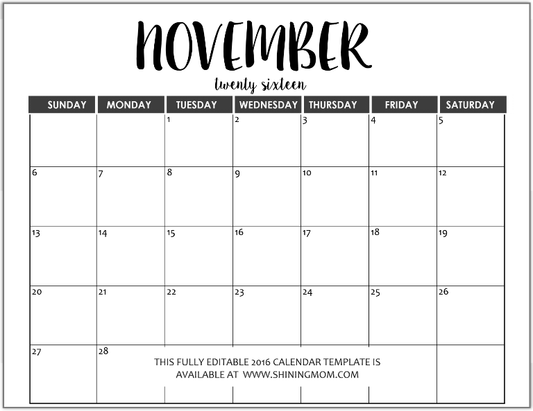 "... for ""2016 Printable Meal Planning Calendar"" – Calendar 2015"