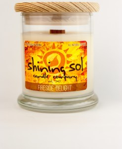 Fireside Delight - Medium Jar