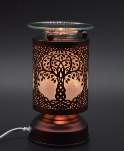 Tree of Life Copper Touch Warmer