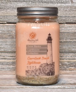 Currituck Beach Lighthouse Candle