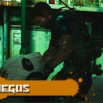 Resident Evil 6: Chris Redfield y el Panda