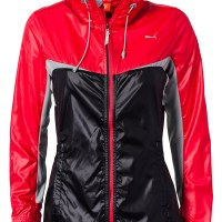 Black and Red Women's Puma Jacket