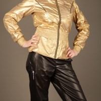 Stayer Black & Gold Tracksuit