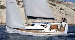 Dehler 38 New Racer and Cruiser