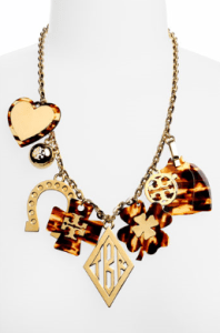 Buy Tory Burch – Tilsim Equestrian Charm Necklace from Nordstrom