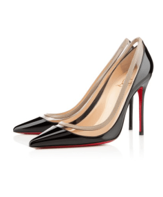 Christian Louboutin – Paulina in Black