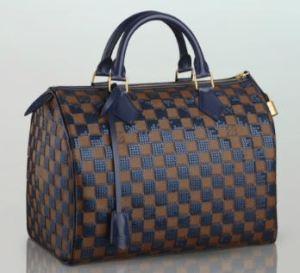 Louis Vuitton Prefall 2013 Speedy - Blue