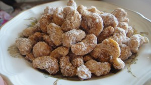 Cashews with Coconuts