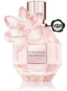 Viktor & Rolf Flowerbomb Pink Crystal Limited Edition Fragrance