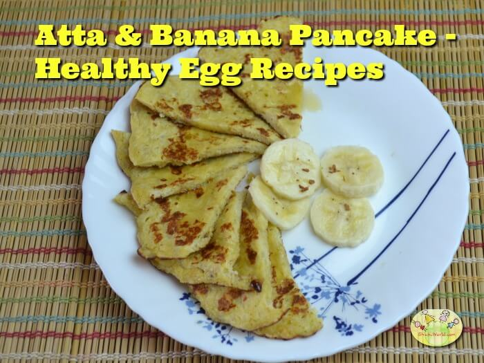 Egg recipes for toddlers and kids
