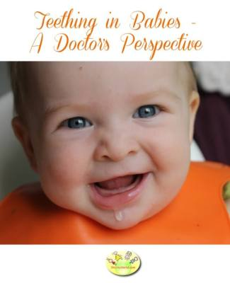 Teething in Babies- A Dentist's Perspective
