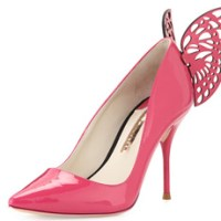 Sophia Webster 'Yara' butterfly pumps