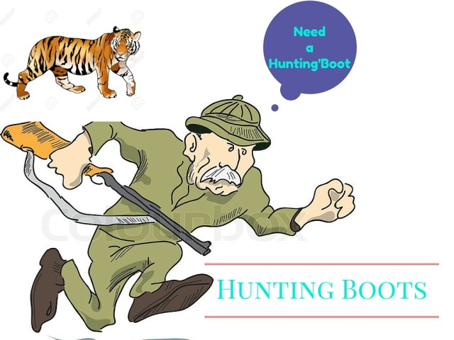 Be The Best Hunter With Some Best Hunting Boots