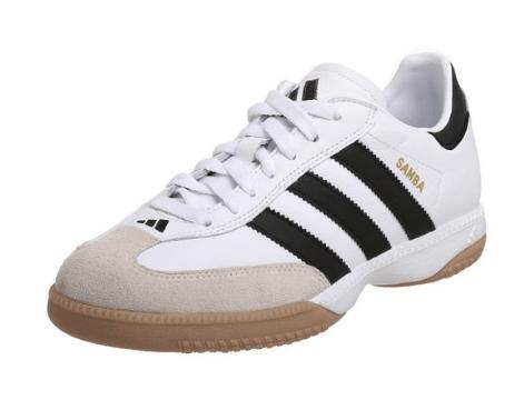 Adidas Performance Men's Samba Millennium Indoor Soccer Shoe